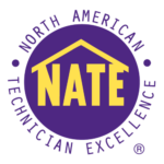Wolfers AC Techicians are NATE Certified