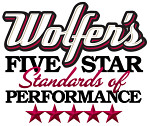 Wolfers Five-Star Standards of Performance