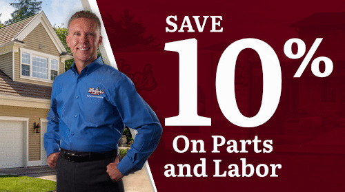 Save 10% On Parts & Labor